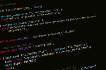 changing the php version to a higher one